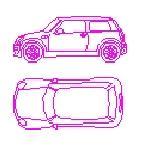 Dwg Cad Objekte: Mini