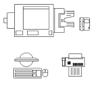 Dwg Cad Objekte: Büroausstattung